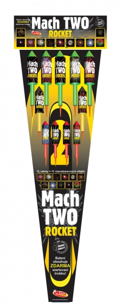 Rakety-Mach two 1/11