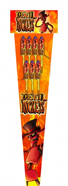 Rakety-Devil rocket 1/7