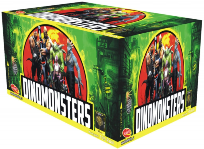 Kompakt 109 ran Dinomonsters