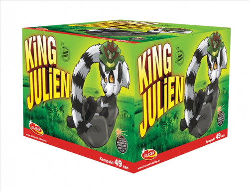 King Julien 49 ran kompakt