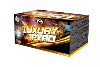 Luxury pyro 66 ran