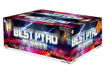 Best pyro in town