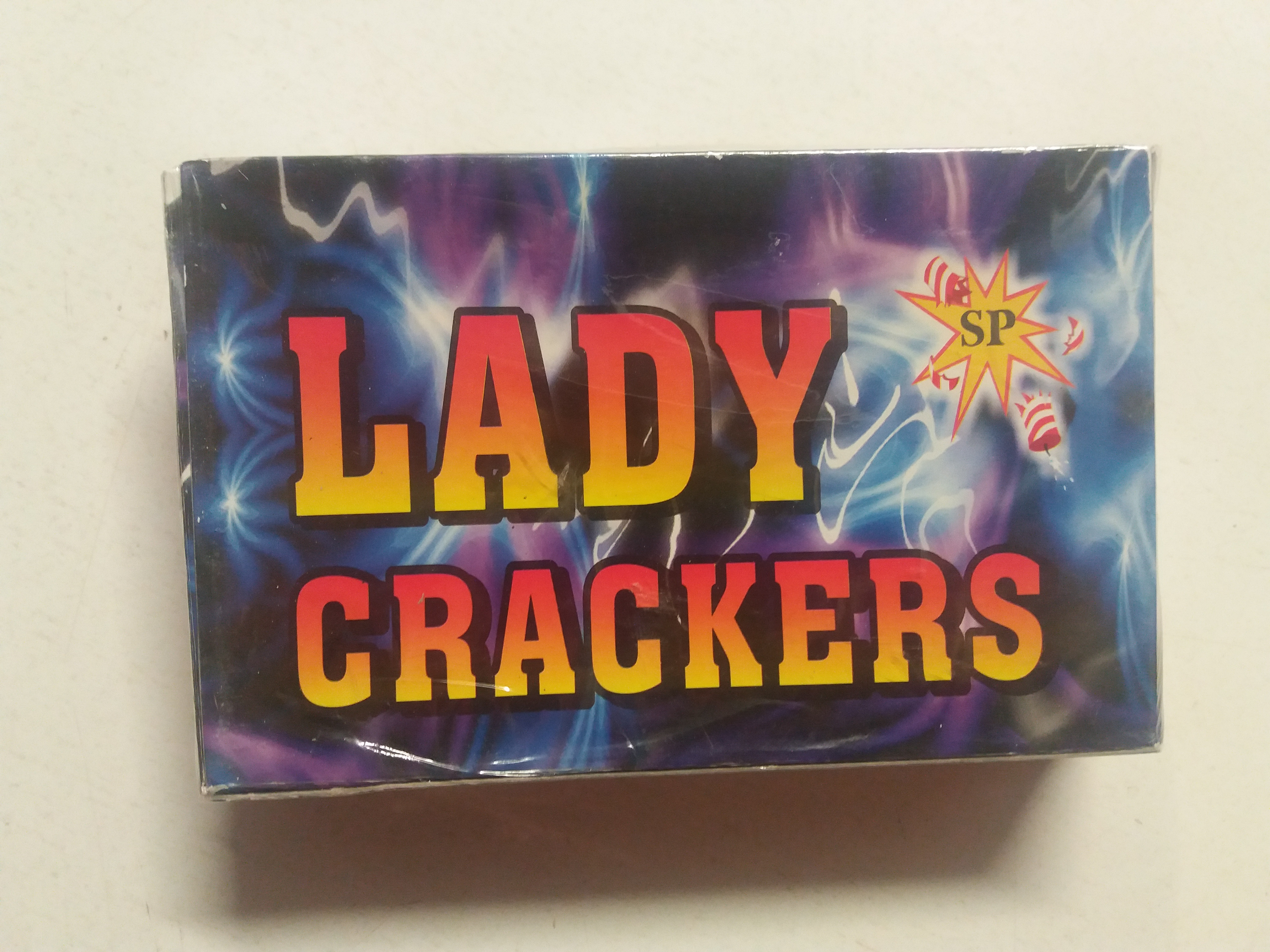 Lady Crackers petarda 20 kusů