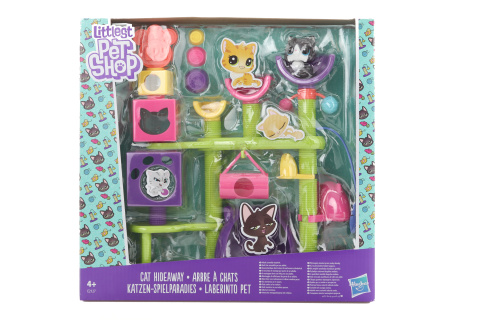 Littlest Pet Shop Set kočičí