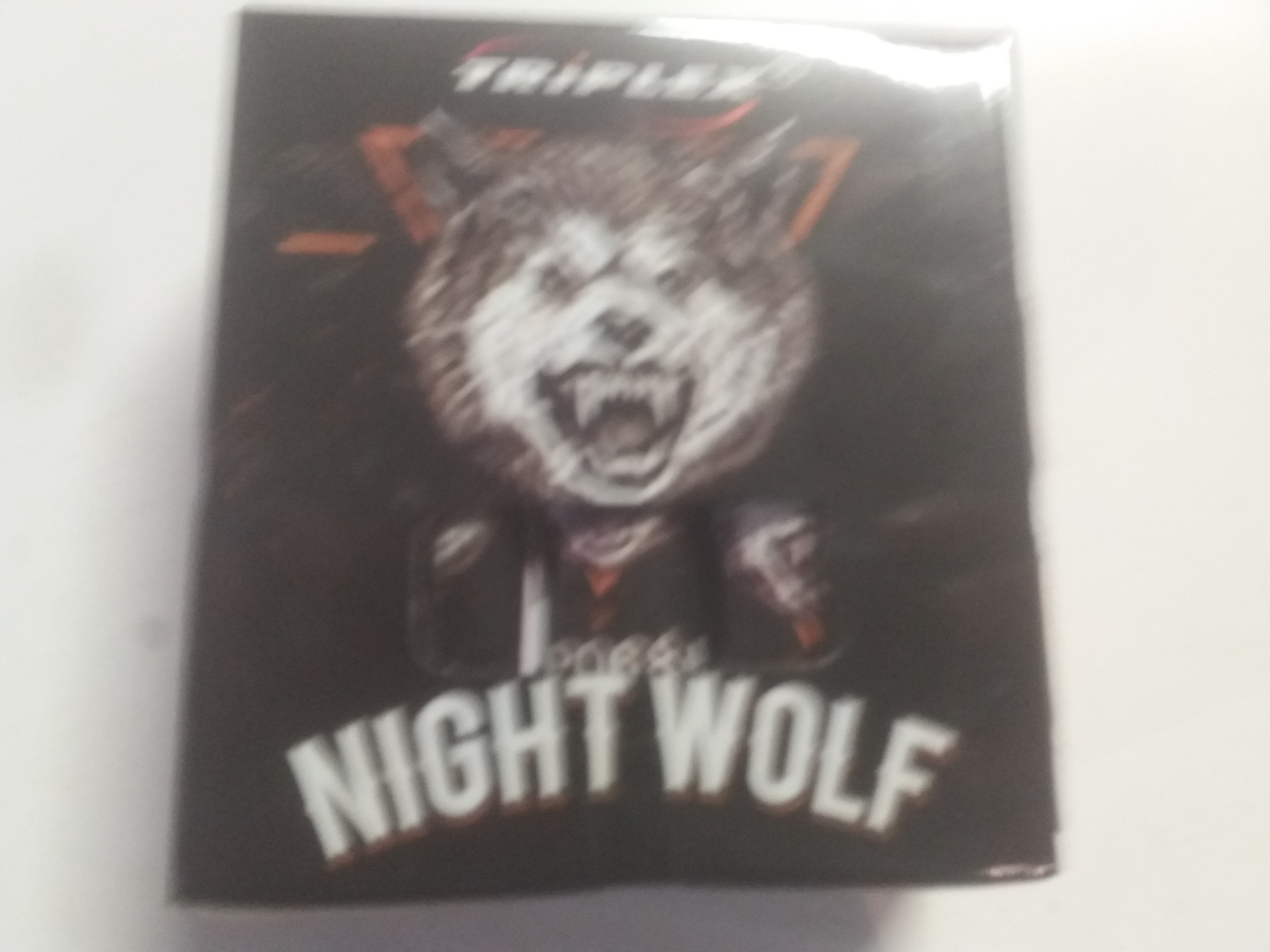 Záblesková petarda Night Wolf