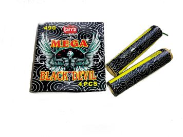PETARDY MEGA BLACK DEVIL 4ks